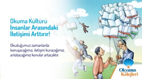 Okuma Kültürü İnsanlar Arasındaki İletişimi Arttırır!