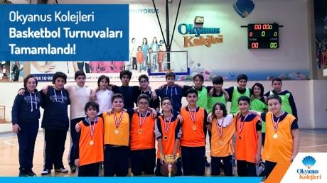 Okyanus Kolejleri 'Basketbol Turnuvaları' Tamamlandı!
