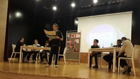 7. Sınıflar Beylikdüzü - Beykent Şubeleri, Debate (Münazara)