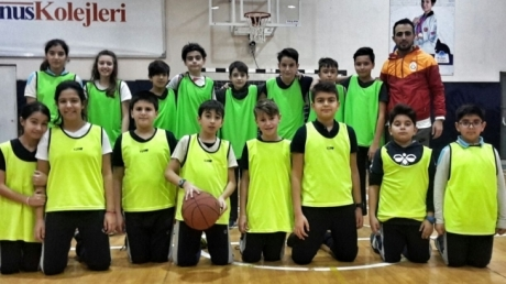 Ortaokul Kademesi Sınıflararası Basketbol Turnuvası