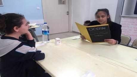 """Adana Okyanus Koleji Öğrencileri """"Life Skills"""" Derslerinde Eğlenerek Öğreniyorlar"""