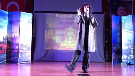 Avcılar Okaynus Koleji Ortaokul İngilizce Tiyatro