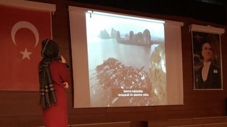 Avcılar Okyanus Koleji Ortaokul Şubesi Kişisel Gelişim Dersleri Devam Ediyor