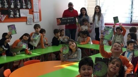 Bahçelievler Okul Öncesi Güneş Grubu Aile Katılımı Etkinliğinde