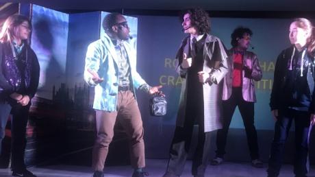 Bahçelievler Okyanus Koleji Ortaokul Kademesi İngilizce Tiyatro Etkinliği