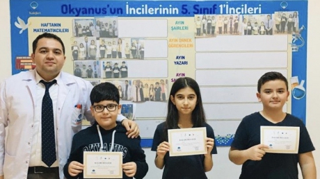 Bahçeşehir Okyanus Koleji Ortaokul Kademesi Haftanın Fencisi Belli Oldu