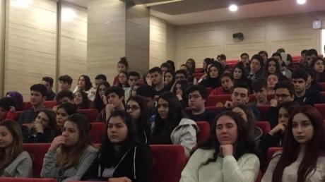 Beykent Okyanus Koleji Rehberlik birimi tarafından öğrencilerimize Aydın Üniversitesi etkinliği düzenlendi.