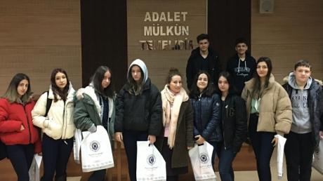 Beylikdüzü Okyanus Anadolu Lisesi Hukuk Kariyer Kulübü