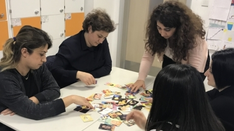 Çekmeköy Okyanus Koleji İlkokul Kademesinde''Çocuklarda Kaygı Oluşumu ve Kaygıyı Anlamak Anne-Baba Atölyesi''