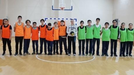 Çekmeköy Okyanus Koleji Öğrencileri Hentbol Turnuvası Başladı