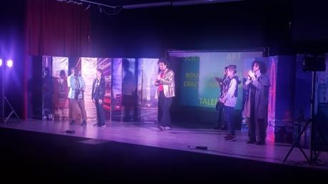 Çekmeköy Okyanus Koleji Ortaokulunda İngilizce Tiyatro Etkinliği