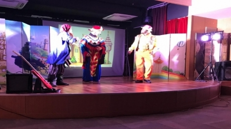 Fatih Okyanus Koleji İlkokul Kademesi Öğrencileri ''Pirate Over The Rainbow'' Adlı İngilizce Tiyatro Oyununu Seyrettiler