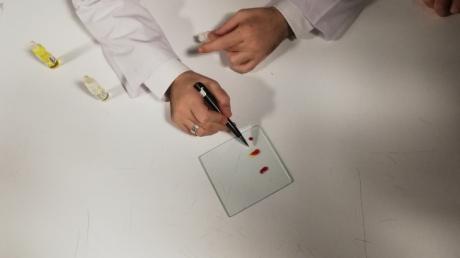 Fatih Okyanus Koleji 10-A Sınıfı Öğrencileriyle Kan Gruplarını Gözlemledik