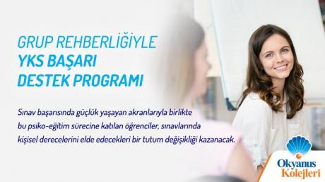 Grup Rehberliğiyle YKS Başarı Destek Programı