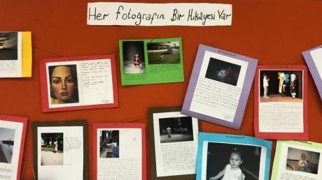 Her Fotoğrafın Bir Hikâyesi Var Ve Okuyorum Etkinliği