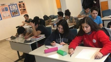 İncek Okyanus Kolejinde 'Öykü Günü' Etkinliği