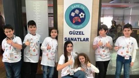 """Mavişehir Okyanus Koleji İlkokul Kademesi """"Destination Imagination (Hayal gücüne Yolculuk)"""" Türkiye Finallerinde!"""