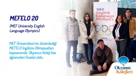 MEFELO'20 (MEF University English Language Olympics)