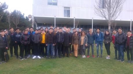 Mühendislik Kariyer Kulübü Öğrenciler İTÜ Tanıtım Günlerinde