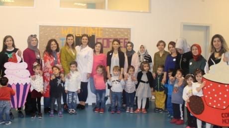 Nilüfer Kampüsü Okul Öncesi Velileriyle ''Ailemle Okuldayım'' Etkinliği Gerçekleştirildi