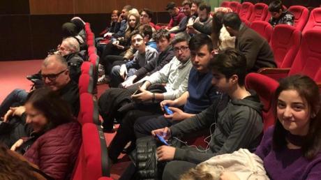 Öğrencilerimizle Bir Tatil Etkinliği: Tiyatro