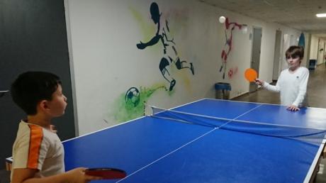 Okyanus Koleji Çekmeköy Kampüsünde Masa Tenisi Turnuvası Heyecanı Yaşandı...