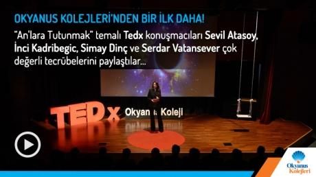 Okyanus Kolejlerinden Bir İlk Daha! Tedx Okyanus Koleji Halkalı'da Gerçekleşti.