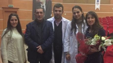 Sadık Gültekin Bahçeşehir Okyanus Koleji Lise Kademesiyle Buluştu