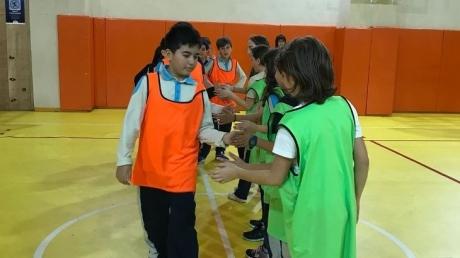 Sınıflar Arası Hentbol Turnuvası Tamamlandı