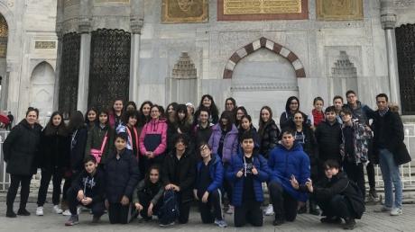 Topkapı Sarayı Gezisi