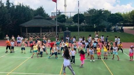 Yaz Spor Okulları Öğrencileri Piknik Etkinliğinde Buluştular.